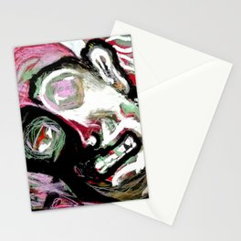 Red Magpie Stationery Cards