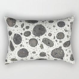 Among the Asteroids Rectangular Pillow