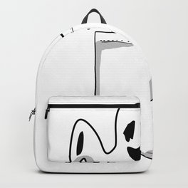 Ghost Costumes Children Backpack
