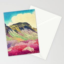 Walk towards Manayama Stationery Cards