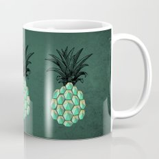 pineapple anatomy 4 Mug