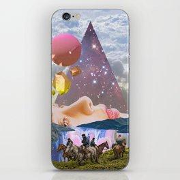 GOLDEN ISLAND iPhone Skin