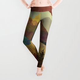 Autumn Sky Leggings