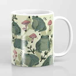 Frog Time Coffee Mug
