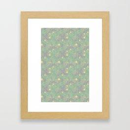 mox Framed Art Print