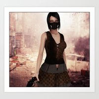 apocalypse now Art Prints featuring Apocalypse Now by miz-inthesky