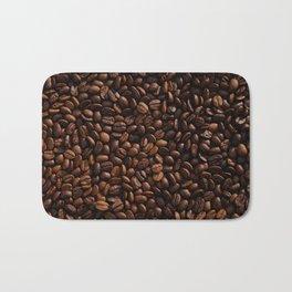 Coffee Beans Bath Mat