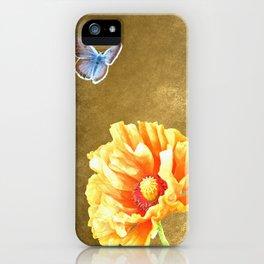Illuminated garden iPhone Case