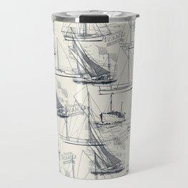 sailing the seas mode Travel Mug