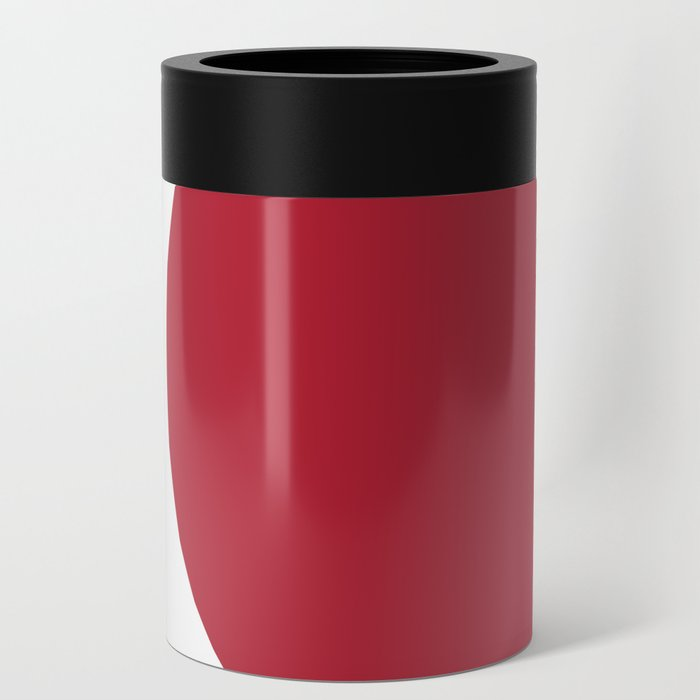 American Red Can Cooler