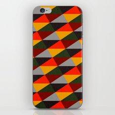 Ternion Series: Wintertide Carnival Motif iPhone & iPod Skin