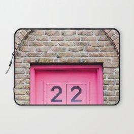 Door Number 22 Laptop Sleeve