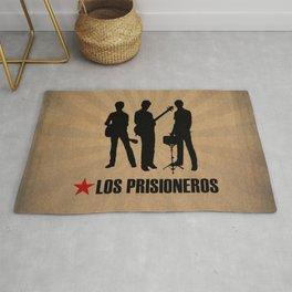 Los Prisioneros Rug