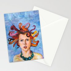 Alter-Ego Self Portrait #3 Stationery Cards