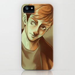 In the Flesh - Kieren Walker iPhone Case