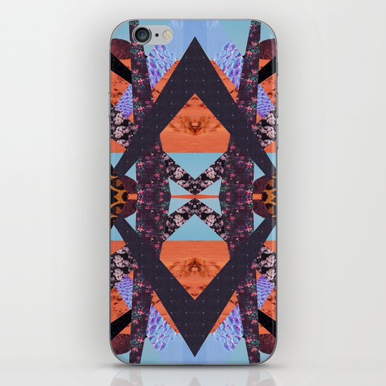 VISIONARY ENERGY iPhone & iPod Skin