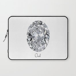 Oval Laptop Sleeve