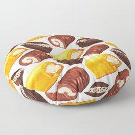 Hostess Cake Pattern Floor Pillow
