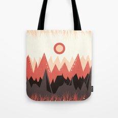 Landscape A. Tote Bag