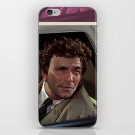 PETER FALK 1973 iPhone Skin