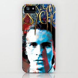 "American Psycho ""The Fury of Patrick Bateman"" iPhone Case"