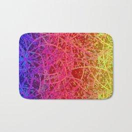 Informel Art Abstract G56 Bath Mat