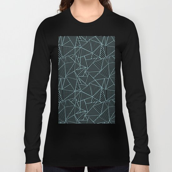Ab Lines Salt Water Long Sleeve T-shirt