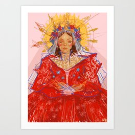 Glorious Art Print