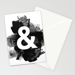 Ampersand Paint Stationery Cards