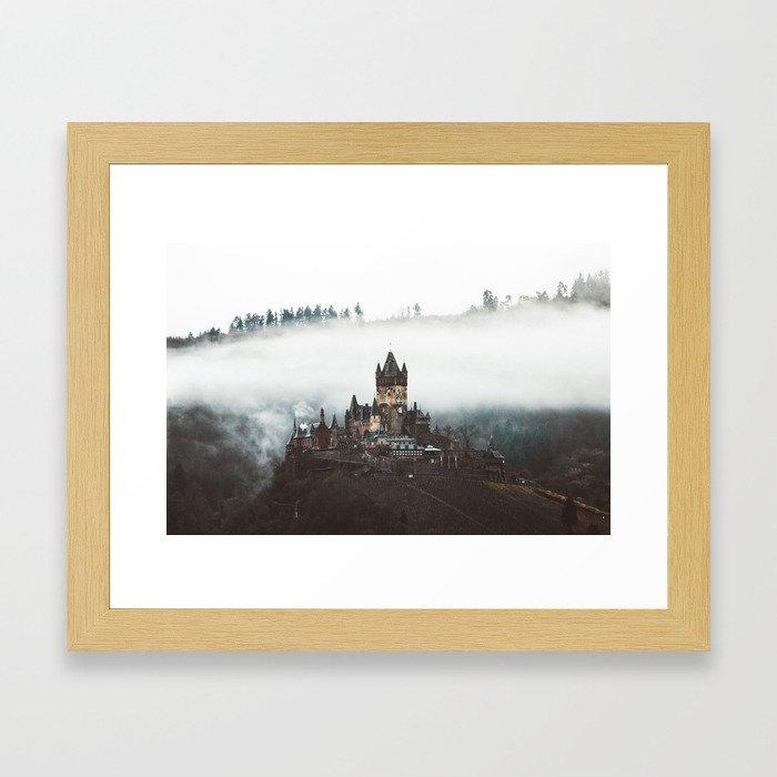 Eltz castle Framed Art Print