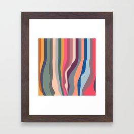 Order to Chaos Framed Art Print