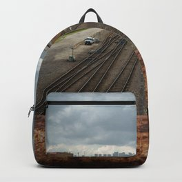 Traveling to Chicago Backpack