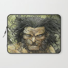 Logan by Roger Cruz Laptop Sleeve