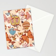 The Great Air Balloon Hunt Stationery Cards