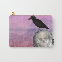'Sit on my finger, sing in my ear, O littleblood.' Carry-All Pouch