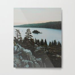 Exploring South Lake Tahoe Metal Print
