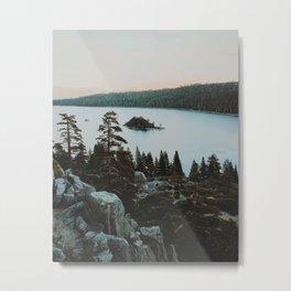 Exploring South Lake Tahoe Metal Print