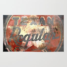 Texan - Vintage Label Rug