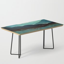 Indigo Mountains Coffee Table