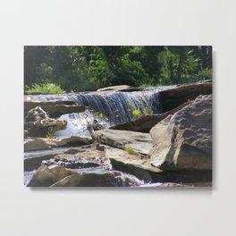 Calming Water Metal Print