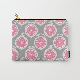 Pink Lemon Mod Carry-All Pouch