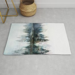 Winter Morning Rug