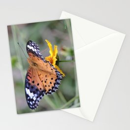 Indian Fritillary in Hangzhou Stationery Cards