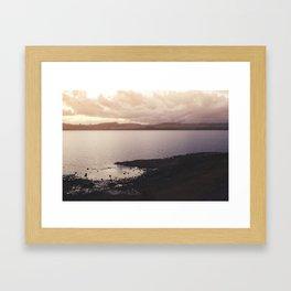 Taupo Framed Art Print