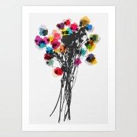 blossom 1 Art Print