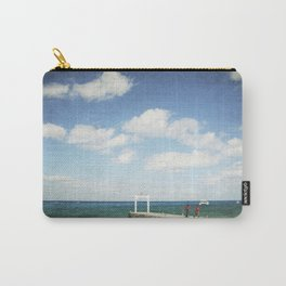 Carribean sea 7 Carry-All Pouch