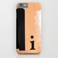 Shades of black Slim Case iPhone 6s