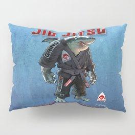 Ground Shark Pillow Sham