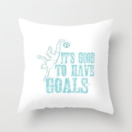 Soccer Football Championship Goal Nation Penalty Russia 2 Throw Pillow