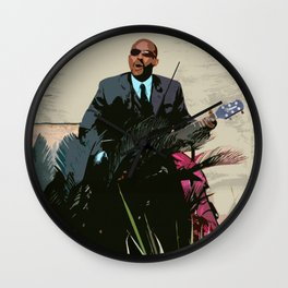 New Orleans Jazz Fest Wall Clock